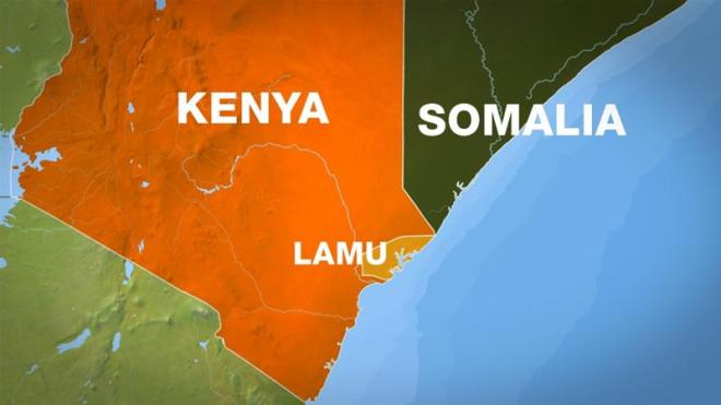 Suspected al-Shabab attackers behead 3 in Kenya's Lamu