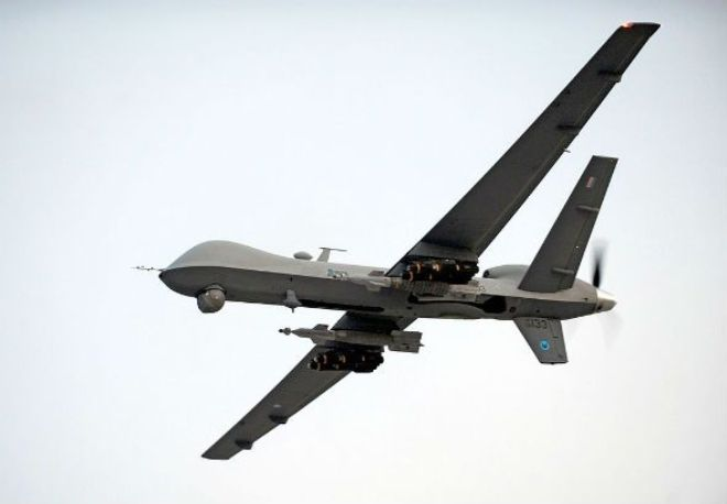 Somalia intelligence officials report suspected US airstrike