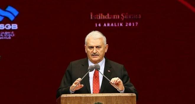 Europe should treat migration as a humanitarian matter, PM Yıldırım says