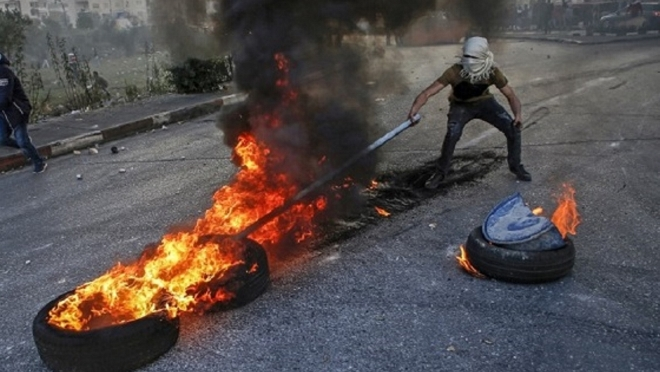 Protests held worldwide against Jerusalem capital move