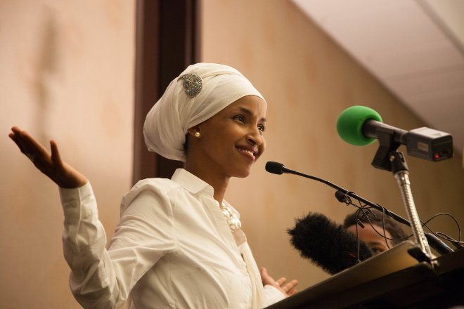 rep  ilhan omar statement on us exit from global compact