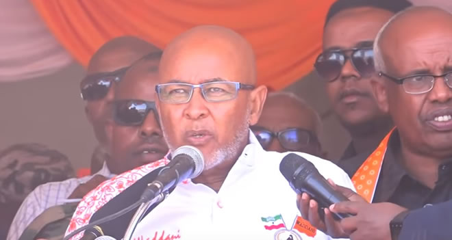Breaking: Somaliland's main Opposition Party cuts off cooperation with poll agency