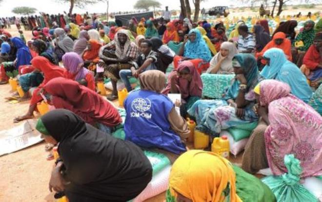 IOM, African Development Bank Support Drought-Affected in Somalia