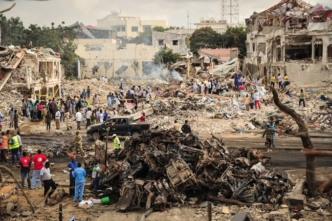 After years of progress, a deadly setback in Somalia