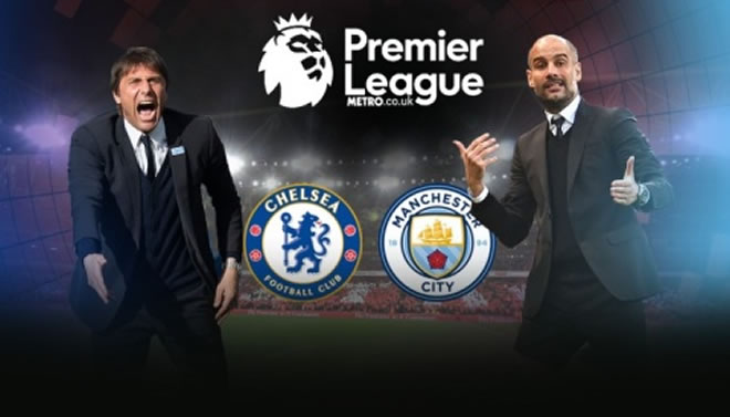 Chelsea vs Man City combined XI: Morata leads the line as Conte's men dominate this team