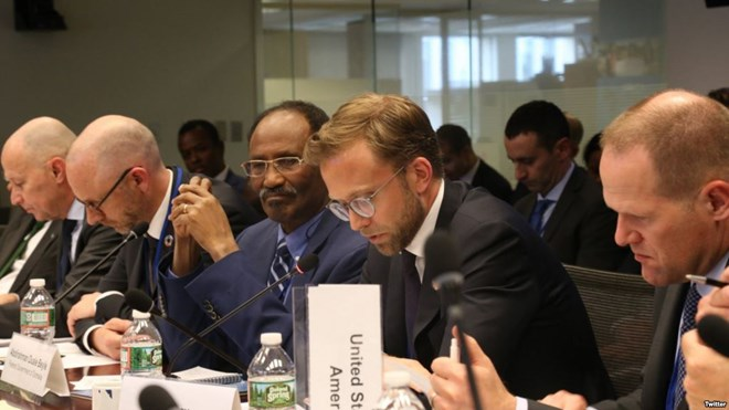 Somalia Finance Minister Says Country Passes Trust Factor