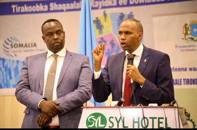 Somalia launches civil service audit