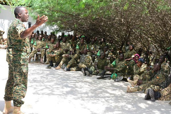 We're stuck in Somalia, says Army chief