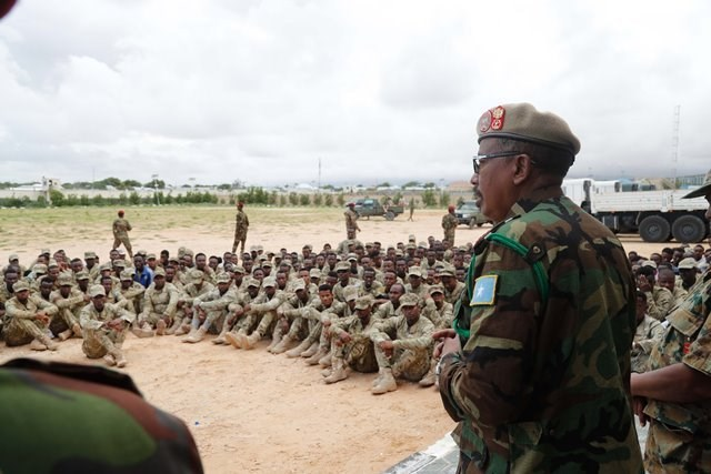 Arrests made in Somali army clash over leftover equipment at former UAE training facility