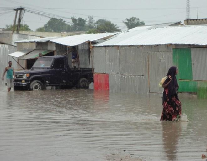 Five killed in Somalia flooding crisis