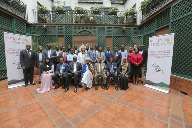 Somalia's electoral stakeholders meet on boundary delimitation