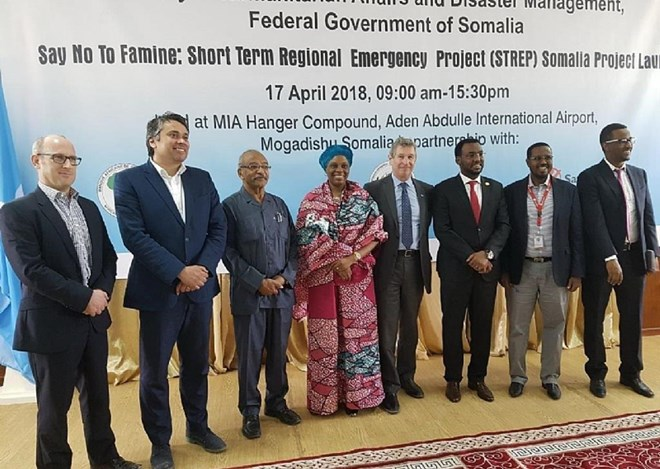 """AfDB launches """"Say No to Famine"""" project in Somalia"""