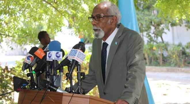 Jawari accuses President Farmajo of fueling the political