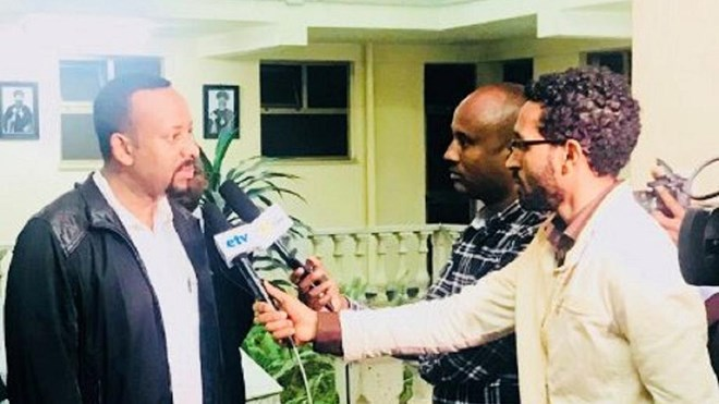 Ethiopia PM says 'fake news' fuelling Somali regional crisis, urges calm