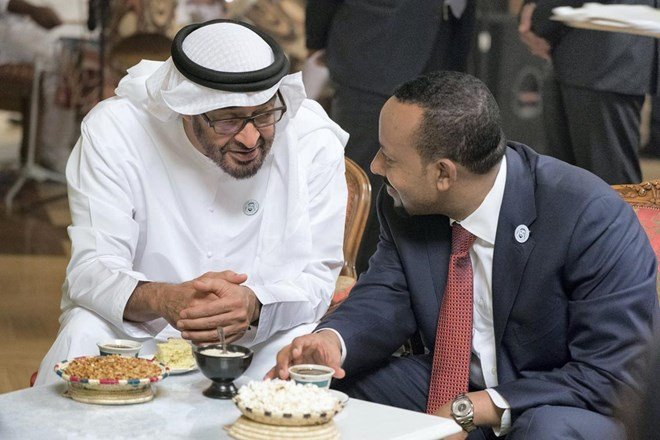 Ethiopia: Exploiting the Gulf's scramble for the Horn of Africa