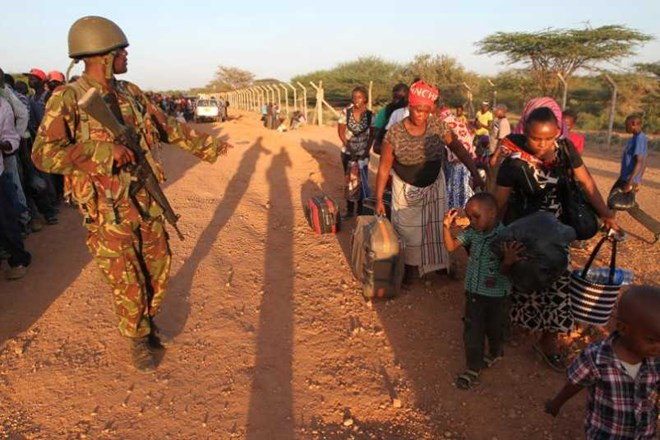 Mandera leaders meet to address terror snag