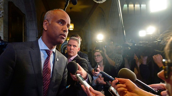 """Canada's immigration minister calls out Conservatives for """"spreading lies"""" about UN migration agreement"""