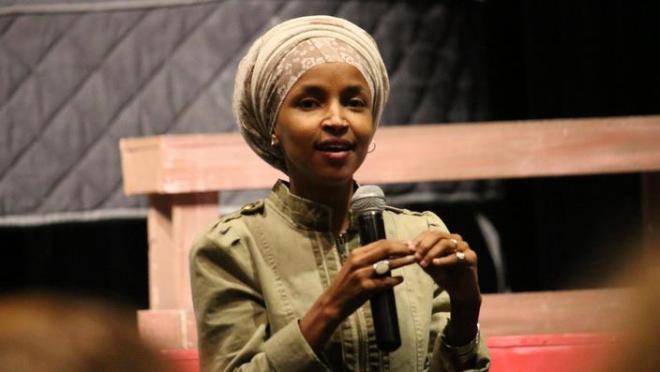ilhan omar  first somali