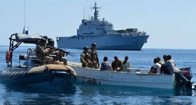 Chemical tanker attacked off Somalia, pirates repelled – EU Naval force