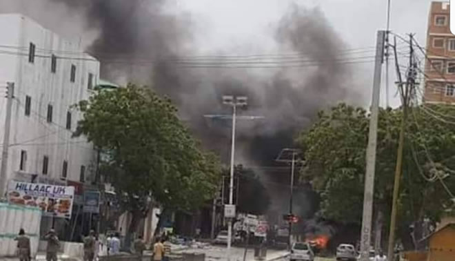 Death toll of Mogadishu attacks rises 30 as Security forces end operations