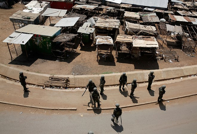 Amid claims of police brutality in Kenya, a watchdog fails to bite