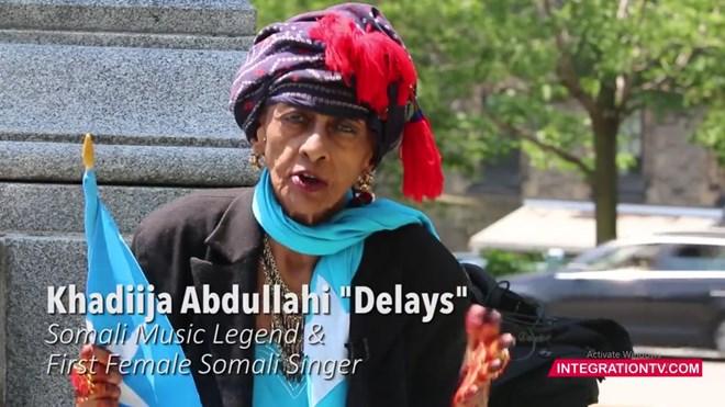 Prominent Somali female singer dies in Canada