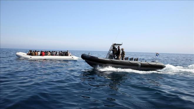 123 undocumented migrants rescued off Libyan coast
