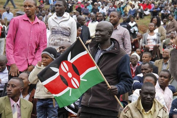 Democracy on decline in Kenya, NGO finds