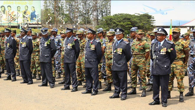 Senior Ethiopia police official arrested over security shortcomings: state media