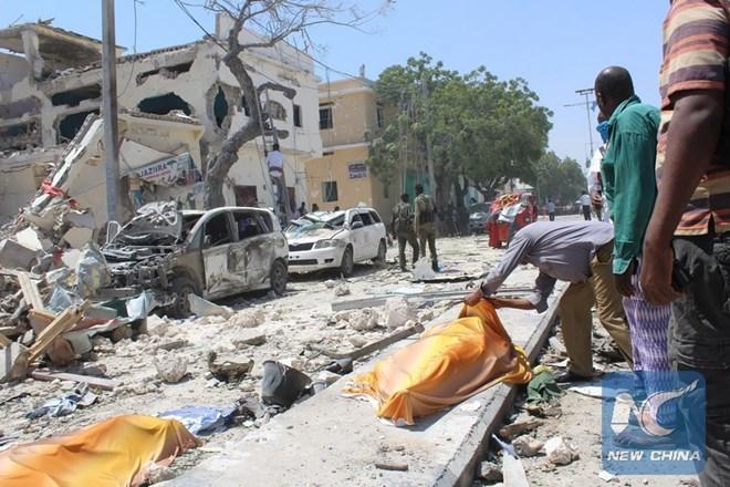 Somali forces kill 32 Al-Shabaab fighters in central Somalia