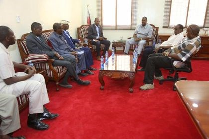 Kenya, Somalia governors meet over insecurity