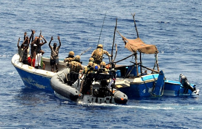 Piracy incidents double off coast of East Africa in 2017 ...