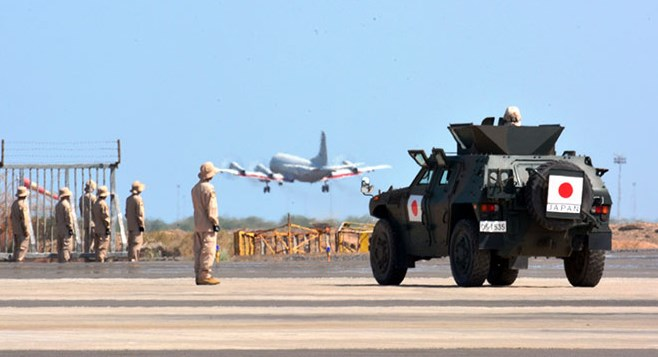 Japan to expand SDF base in Djibouti in part to counter China