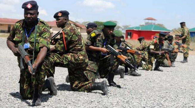 Kenya beefs up security along border with Somali after foiled attack