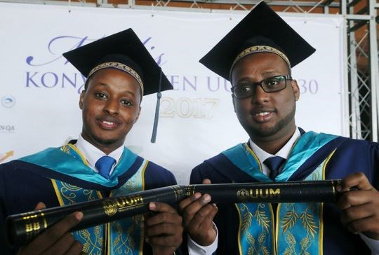 Feature: China trained Somali graduates return home to aid recovery