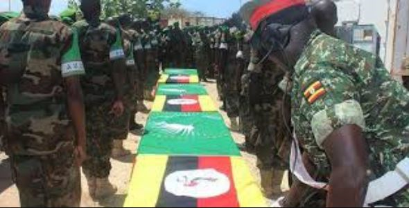 Two Ugandan peacekeepers killed in ambush in Somalia