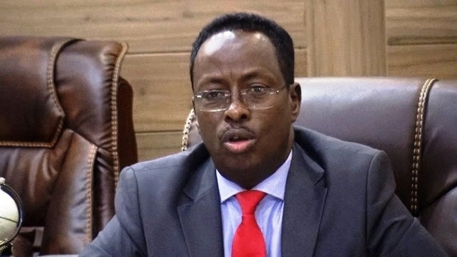 Somali Minister steals cabinet agenda, draws attention to Somaliland