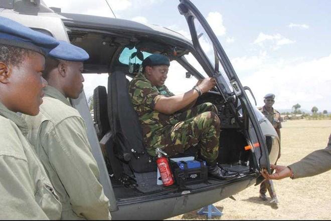 Kenya Defence Forces fighter jets have bombed Somalia southern region