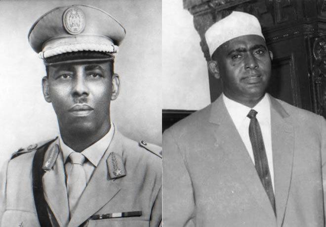 The slow agony of a regime and the 1969 military takeover in Somalia.