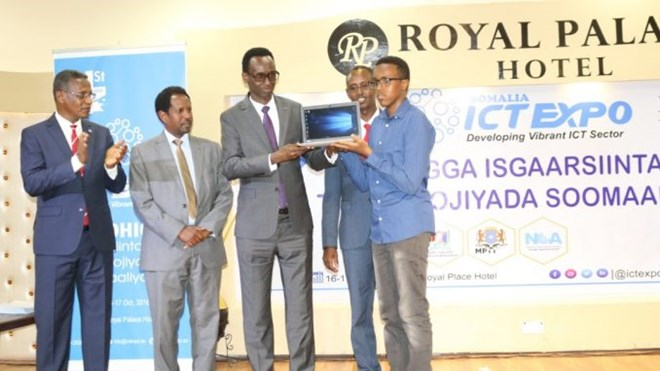 Somali students receive free domains to promote blogging