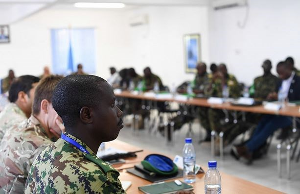 Spy officers in Somalia agree to accelerate war on terror