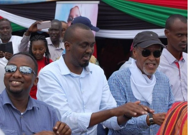 Garissa leaders blame police for insecurity in the region