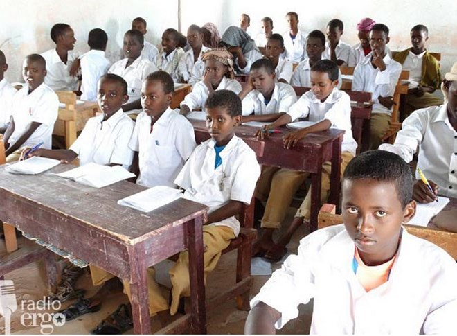 Somali graduates raise funds to support children to high school in Buhodle