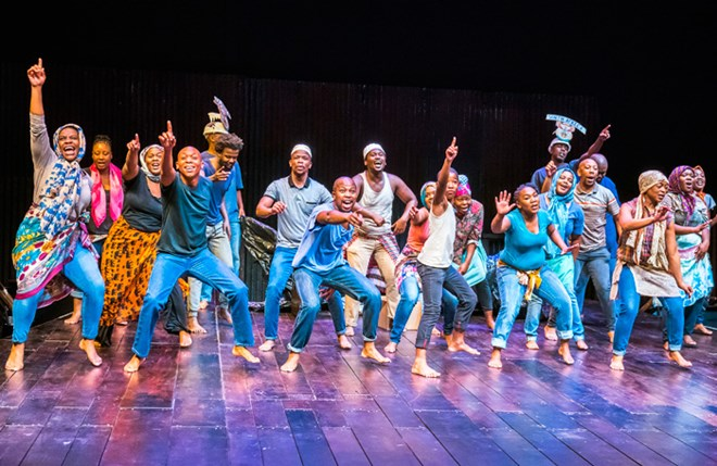 A Man of Good Hope review at Linbury Theatre, London – 'spectacular musical odyssey'