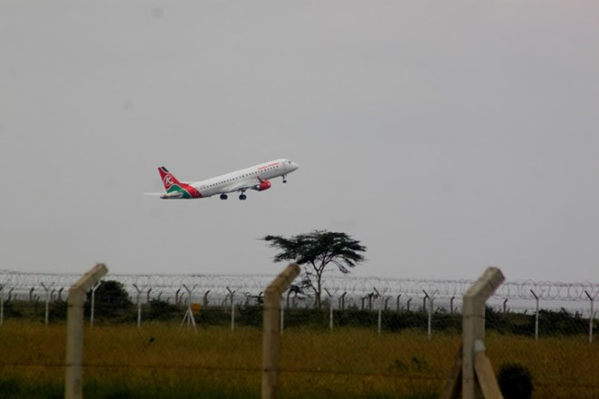 JKIA temporarily closed after bomb scare