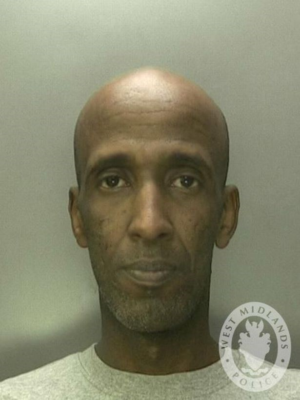 First picture of TNT worker jailed for life for brutal murder of colleague in Birmingham street