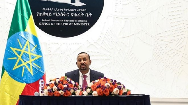 Ethiopia PM makes 2019 TIME 100 list, Feyisa Lilesa authors tribute
