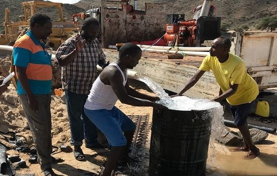 DP World completes key Somaliland water project work