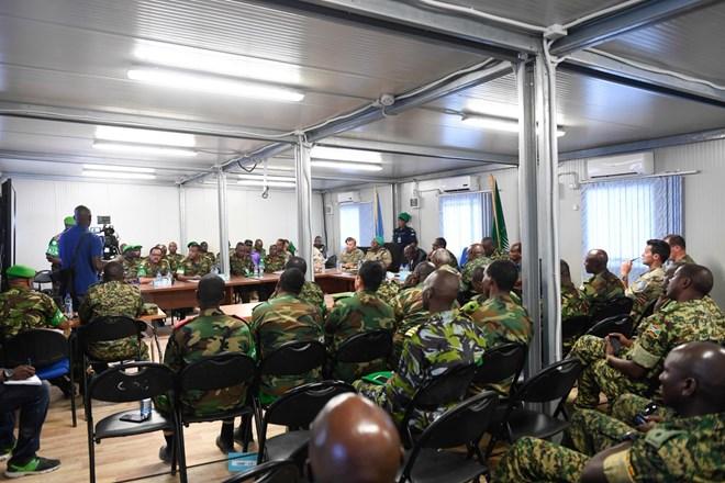 AU commanders reach deal on Somalia transition plan