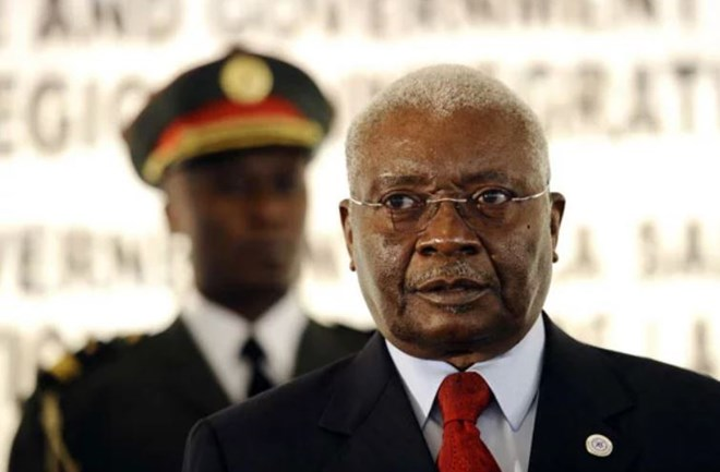 Son of Mozambique ex-president arrested in graft case